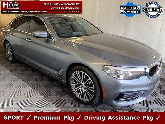2018 BMW 5 Series 530i for sale in Charlotte, NC