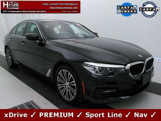 2018 BMW 5 Series 530i xDrive for sale in Charlotte, NC