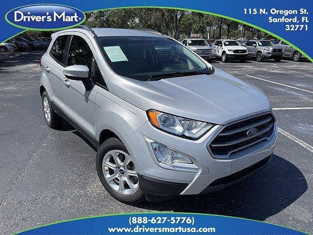 2019 Ford EcoSport SE for sale in Sanford, FL