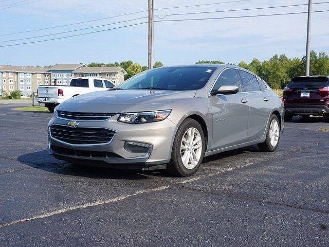 2017 Chevrolet Malibu LT for sale in Michigan City, IN