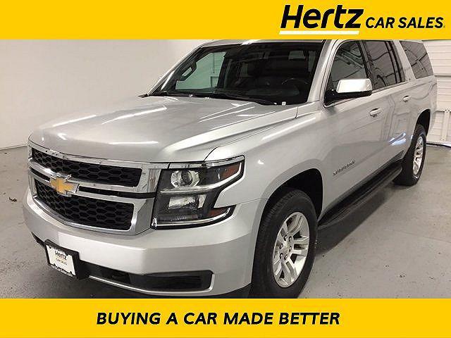 2018 Chevrolet Suburban LT for sale in Colorado Springs, CO