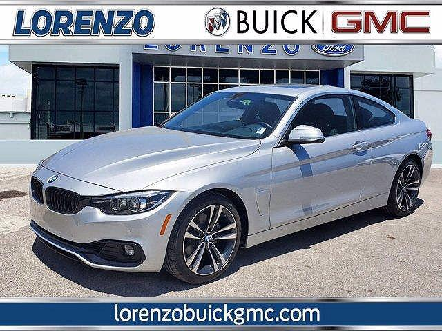 2020 BMW 4 Series 430i for sale in Miami, FL