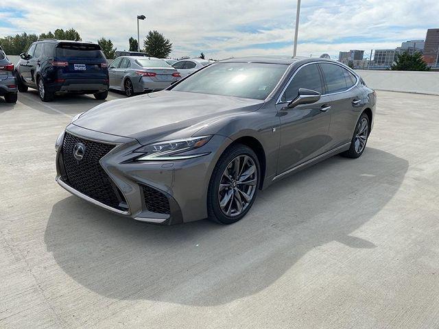 2018 Lexus LS LS 500 for sale in Bellevue, WA
