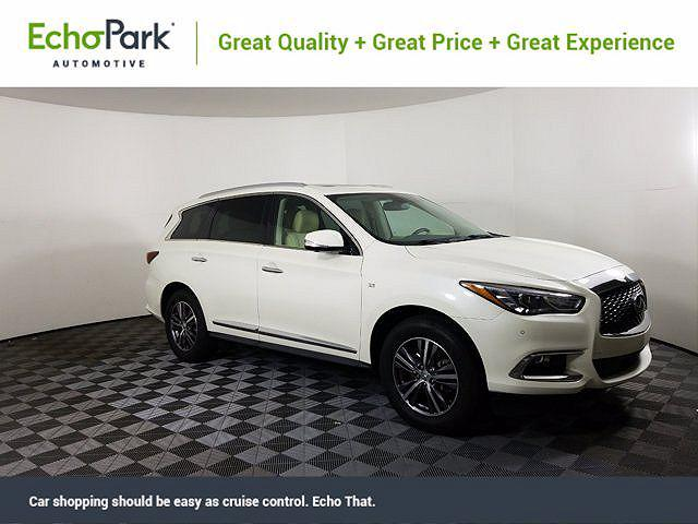 2018 INFINITI QX60 FWD for sale in Charlotte, NC