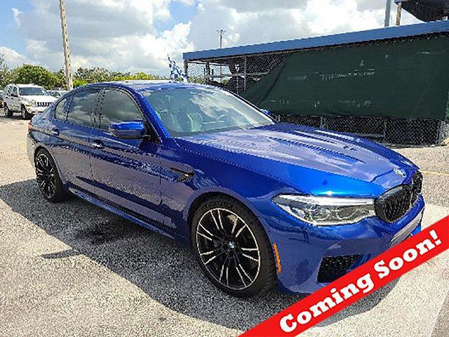 2018 BMW M5 Sedan for sale in Coral Gables, FL