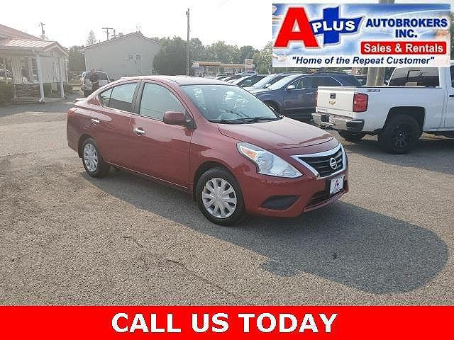 2016 Nissan Versa SV for sale in Mount Vernon, OH
