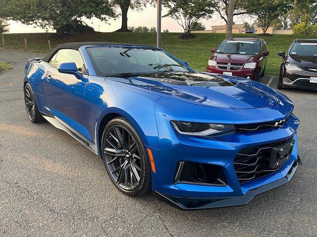 2018 Chevrolet Camaro ZL1 for sale in Warrenton, VA