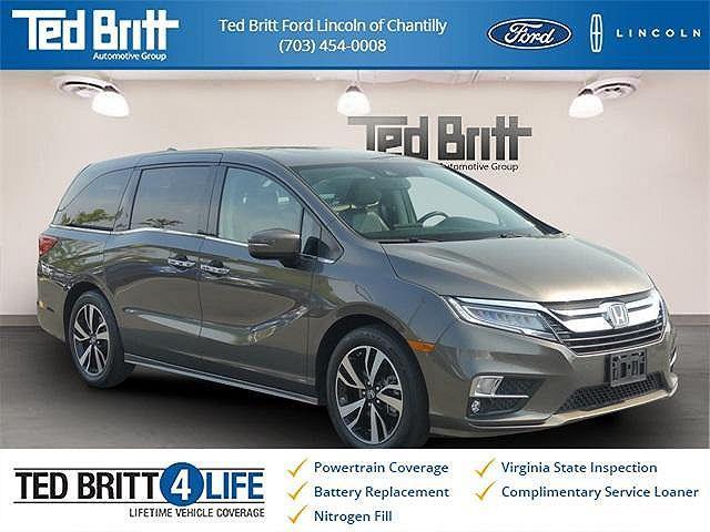 2019 Honda Odyssey Elite for sale in Chantilly, VA