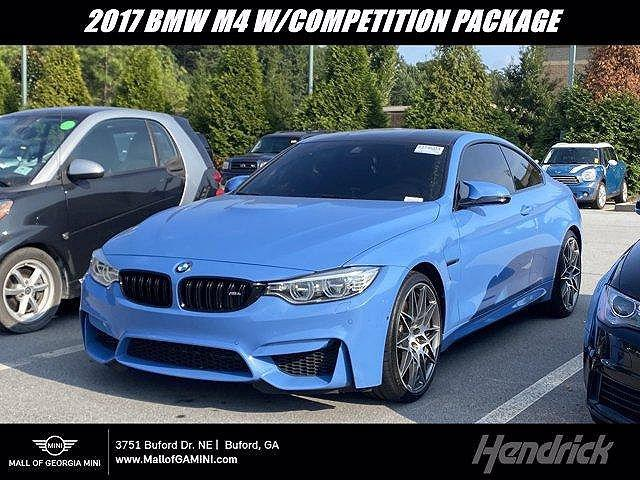 2017 BMW M4 Coupe for sale in Buford, GA