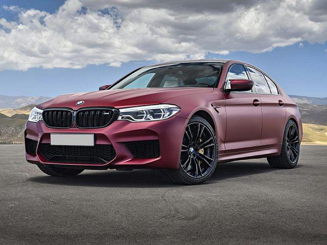 2019 BMW M5 Competition for sale near Bethesda, MD