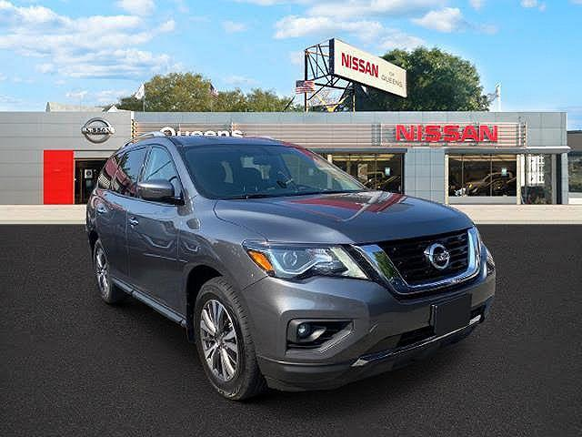 2019 Nissan Pathfinder S for sale in Ozone Park, NY