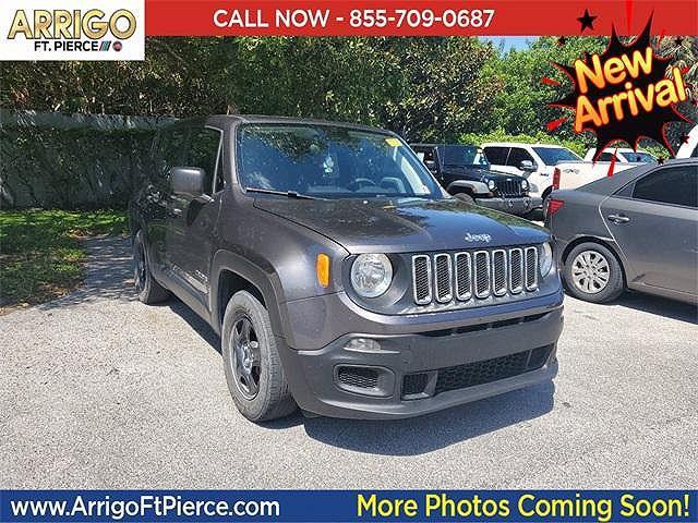 2018 Jeep Renegade Sport for sale in Fort Pierce, FL