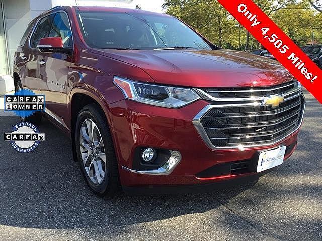 2020 Chevrolet Traverse Premier for sale in Fairfield, CT