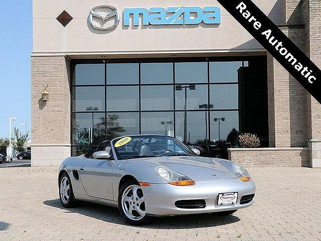 2000 Porsche Boxster 2dr Roadster w/Tiptronic for sale in Naperville, IL