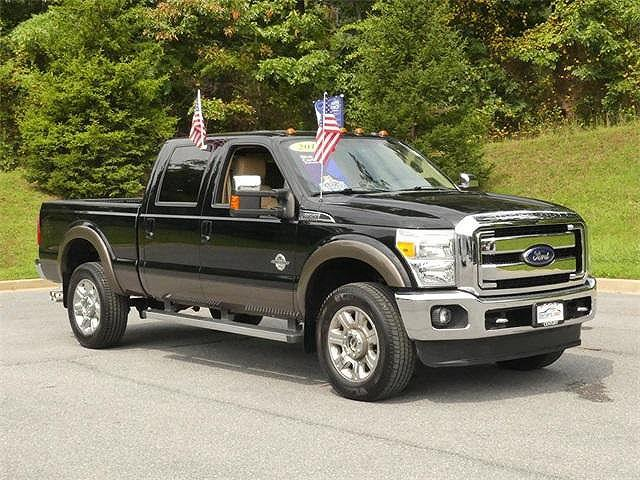 2016 Ford F-350 Lariat for sale in Mount Airy, MD