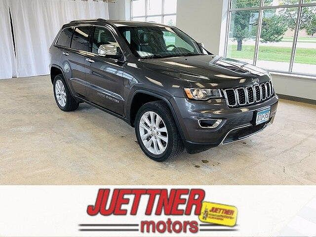 2017 Jeep Grand Cherokee Limited for sale in Alexandria, MN