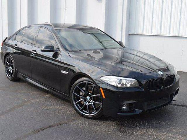 2014 BMW 5 Series 535i for sale in Crystal Lake, IL