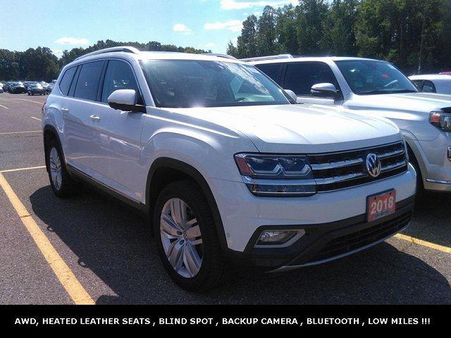 2018 Volkswagen Atlas 3.6L V6 SEL Premium for sale in Elmhurst, IL