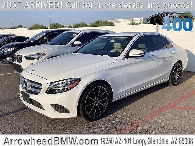 2019 Mercedes-Benz C-Class C 300 for sale in Glendale, AZ