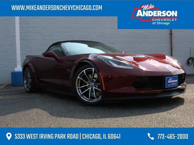 2019 Chevrolet Corvette Grand Sport 2LT for sale in Chicago, IL