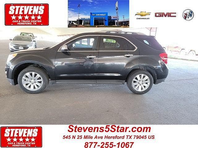 2010 Chevrolet Equinox LTZ for sale in Hereford, TX