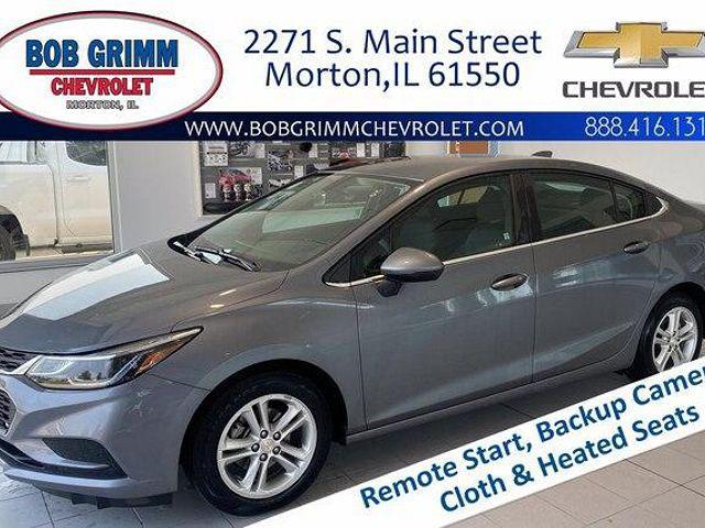 2018 Chevrolet Cruze LT for sale in Morton, IL