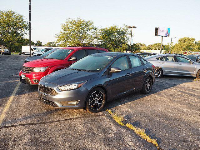 2018 Ford Focus SEL for sale in Manteno, IL