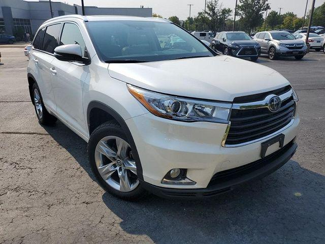 2016 Toyota Highlander Limited for sale in Naperville, IL