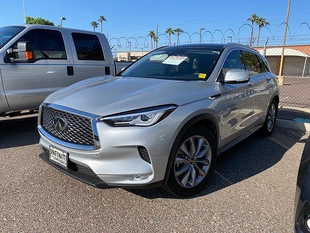 2020 INFINITI QX50 LUXE for sale in Phoenix, AZ