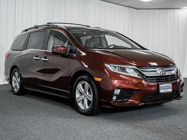 2019 Honda Odyssey EX-L for sale in Manassas, VA