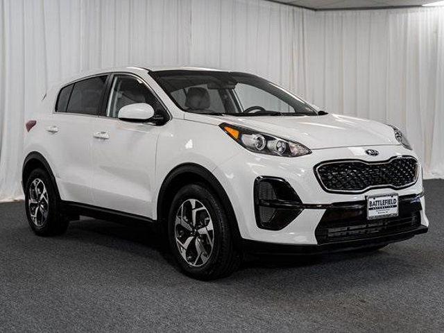 2020 Kia Sportage LX for sale in Manassas, VA