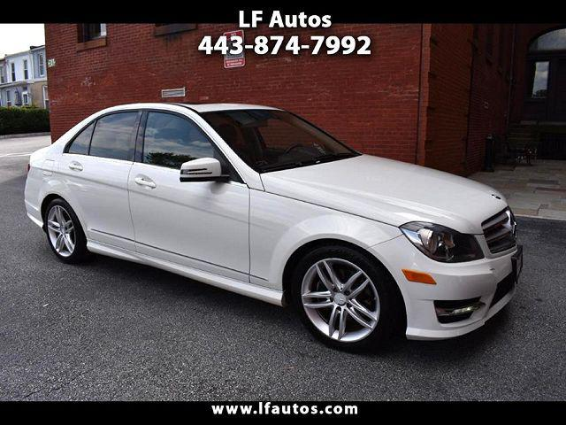 2012 Mercedes-Benz C-Class C 300 for sale in Baltimore, MD