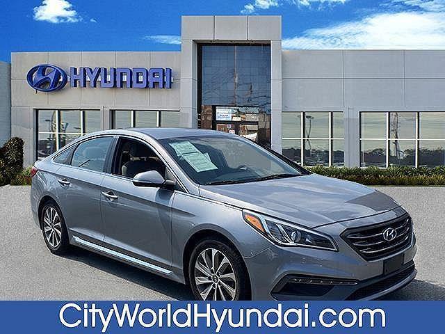 2016 Hyundai Sonata 2.4L Sport for sale in Bronx, NY