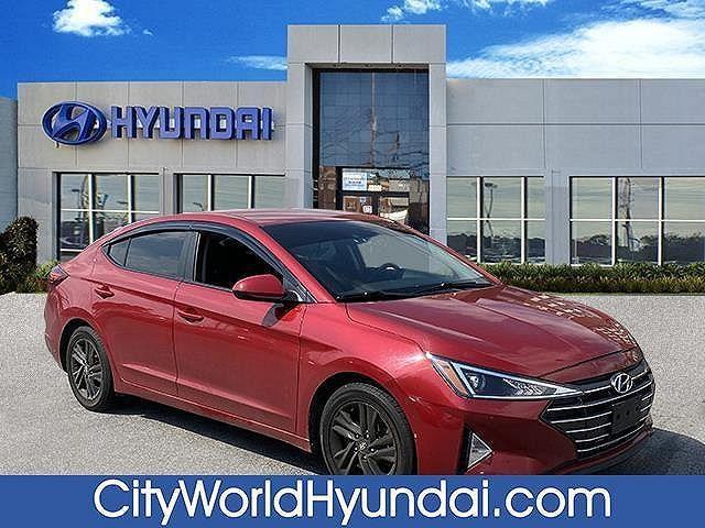2019 Hyundai Elantra SEL for sale in Bronx, NY