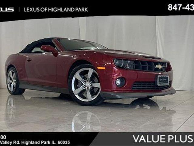 2011 Chevrolet Camaro 2SS for sale in Highland Park, IL