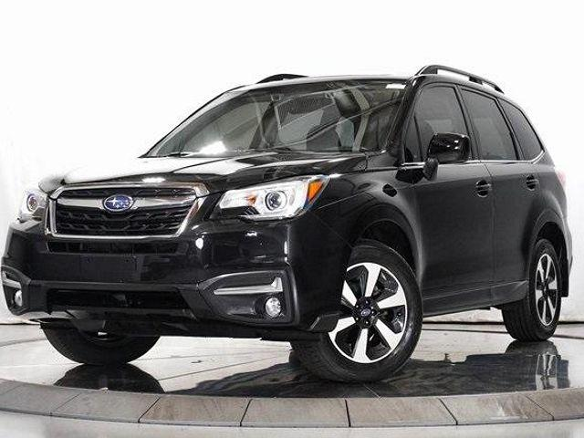 2018 Subaru Forester Limited for sale in Schaumburg, IL