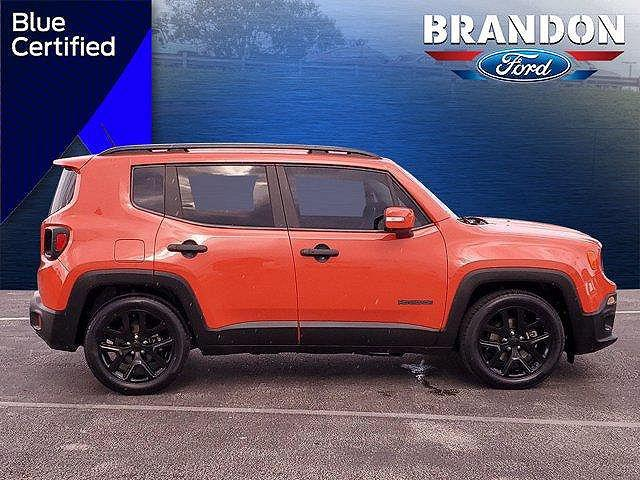 2017 Jeep Renegade Altitude for sale in Tampa, FL