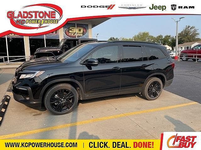 2020 Honda Pilot Black Edition for sale in Gladstone, MO