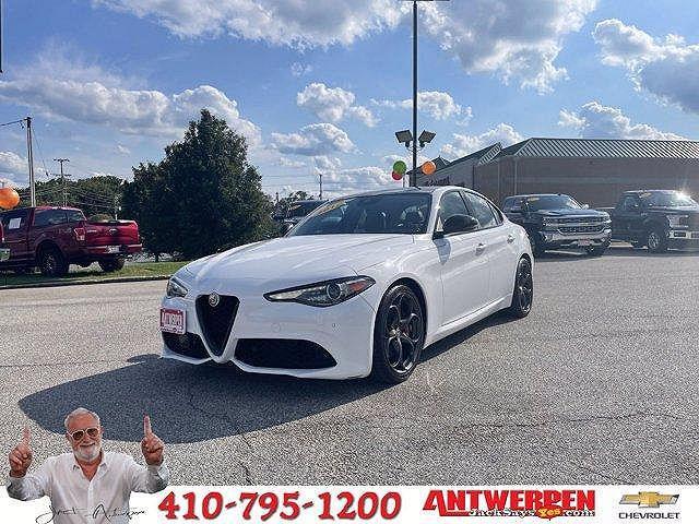 2017 Alfa Romeo Giulia Ti for sale in Eldersburg, MD