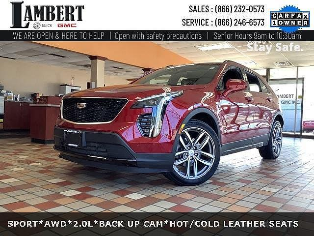 2019 Cadillac XT4 AWD Sport for sale in Cuyahoga Falls, OH