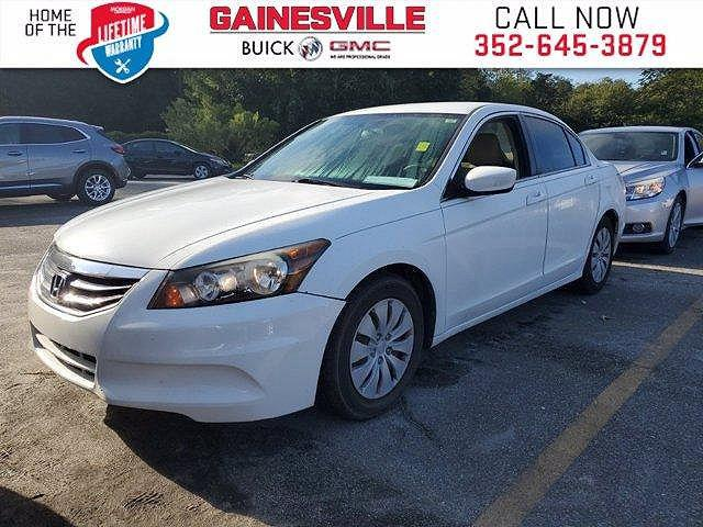 2012 Honda Accord Sedan LX for sale in Gainesville, FL