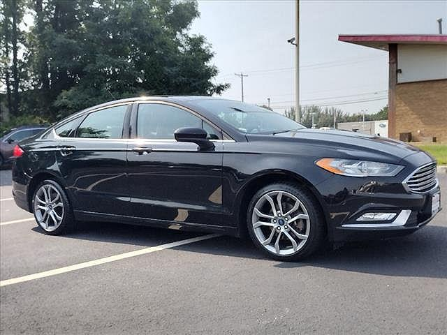 2017 Ford Fusion SE for sale in Freehold Township, NJ