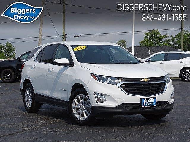 2019 Chevrolet Equinox LT for sale in Elgin, IL