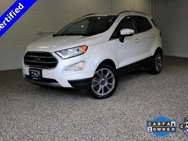 2018 Ford EcoSport Titanium for sale in Tallmadge, OH