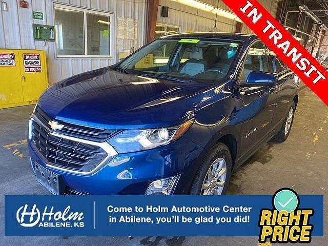 2019 Chevrolet Equinox LT for sale in Abilene, KS