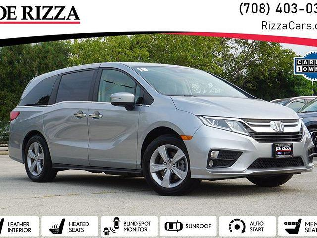 2019 Honda Odyssey EX-L for sale in Orland Park, IL