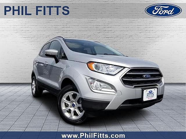 2020 Ford EcoSport SE for sale in New Castle, PA