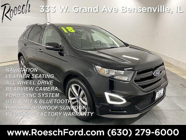 2018 Ford Edge Sport for sale in Bensenville, IL