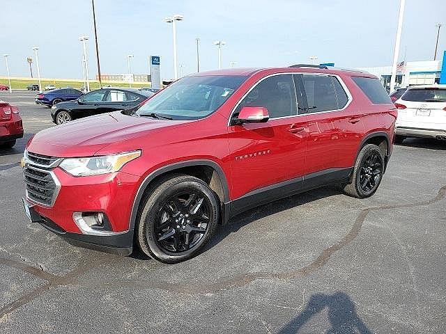 2018 Chevrolet Traverse LT Leather for sale in Bourbonnais, IL