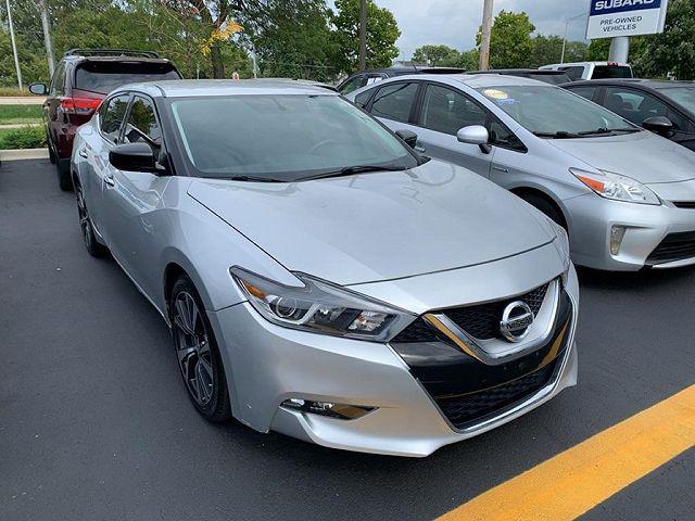 2017 Nissan Maxima S for sale in Schaumburg, IL